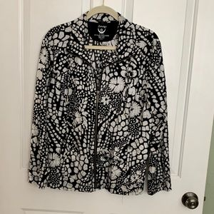 Chico's Zenergy Jacket Size 2